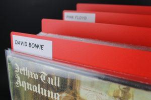 Separatori per vinili e CD
