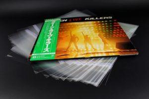 Buste LP esterne trasparenti