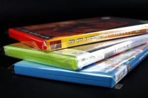 Accessori per DVD e BLURAY